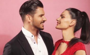 'Çënari' e mban në kurriz bukuroshen shqiptare Almeda Abazin (Video)