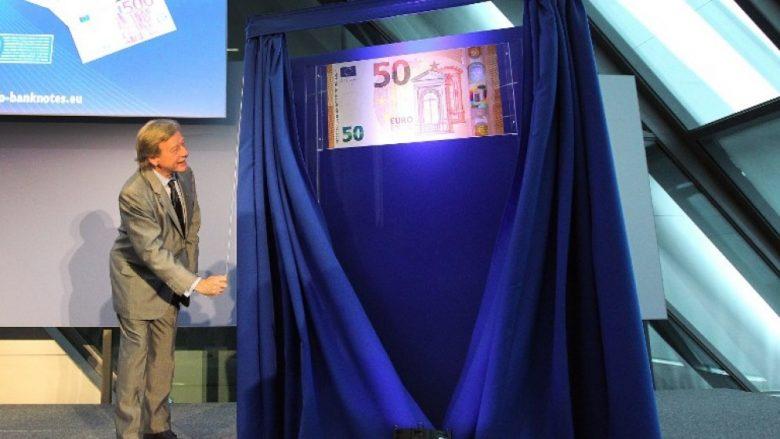 Kështu do të duket kartëmonedha e re e 50 eurove (Video)
