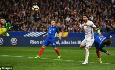 Spanja fiton miqësoren e luksit kundër Francës (Video)