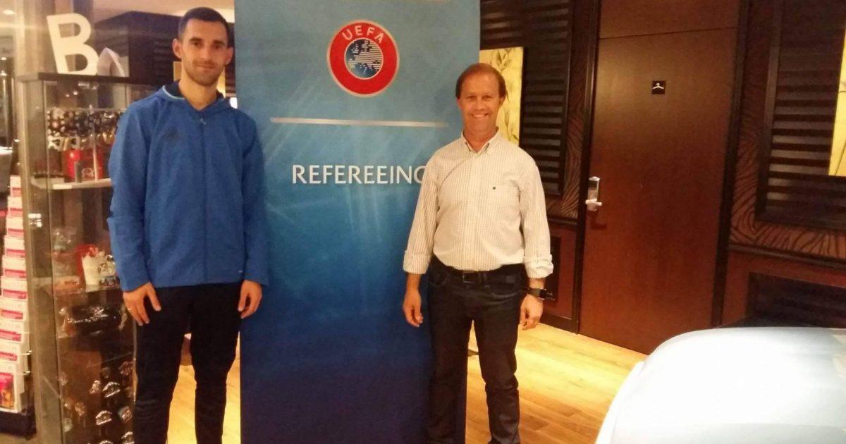 Gjyqtari më i mirë nga Kosova përfundon testet fizike dhe teorike në FIFA dhe UEFA