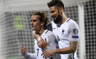 Ashtu si pritej, Franca nënshtron Luksemburgun (Video)