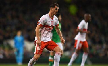 Granit Xhaka: Kam gjak shqiptari, por shtëpia ime është Zvicra