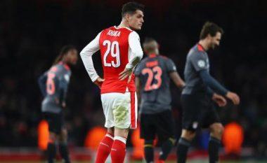 Granit Xhaka flet rreth interesimit të Bayern Munichut