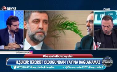 Hakan Sukur konsiderohet terrorist në Turqi!