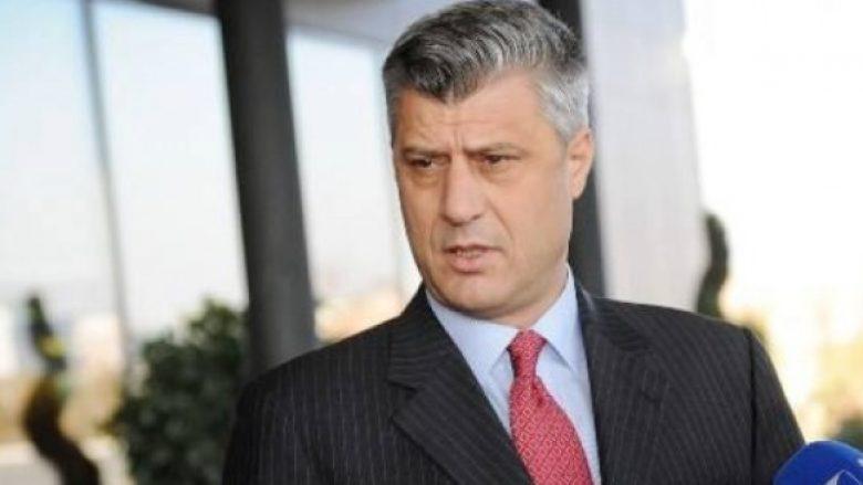Thaçi: 'Syri i Popullit' kishte 26 njerëz në listë për ekzekutim