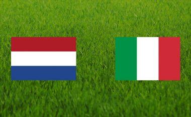 Holanda në kërkim të fitores ngushëlluese ndaj Italisë, formacionet bazë