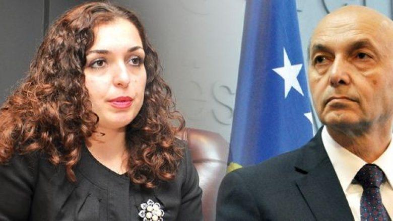 Vjosa Osmani: Nuk ia kam frikën Isa Mustafës
