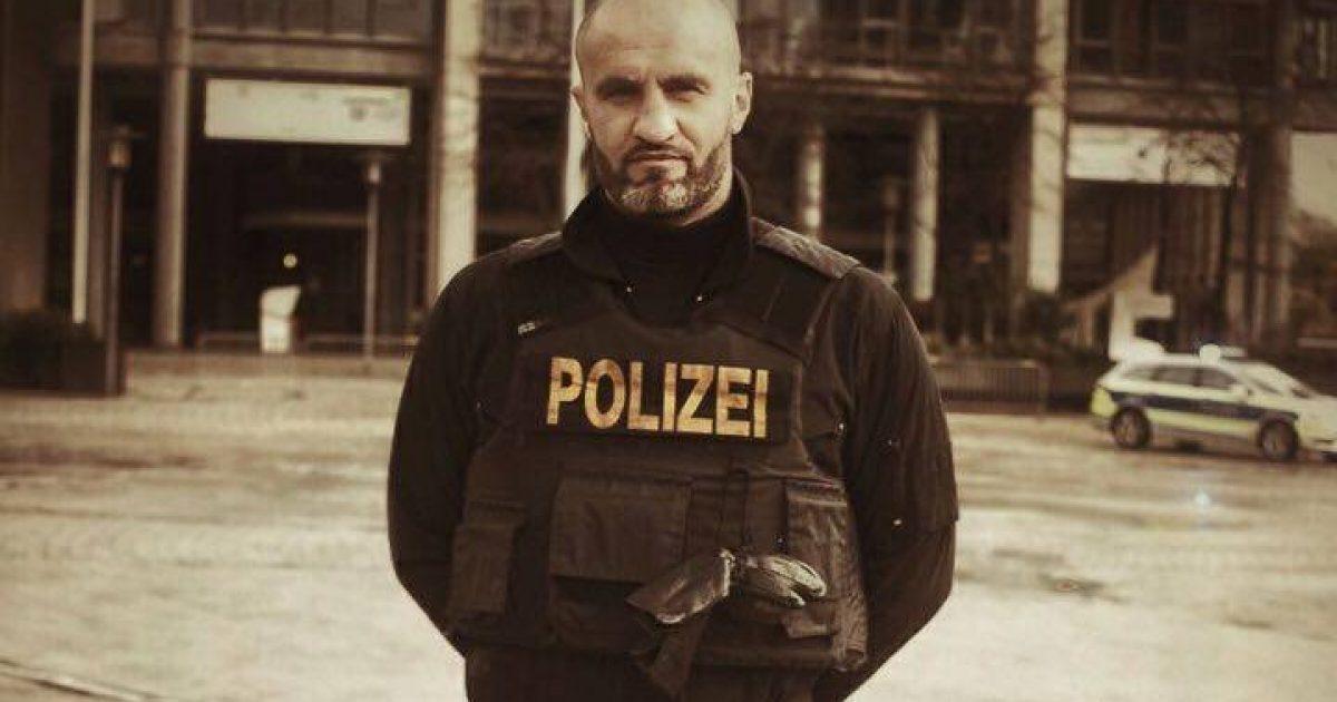Një tjetër shqiptar i suksesshëm në Gjermani  Jakup Muja bëhet pjesë e filmit   Alarm fur Cobra 11   Foto Video