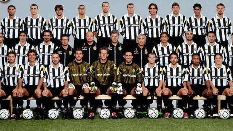 Skuadra që prodhoi 14 trajnerë, por që nuk e fitoi titullin në Serie A dhe e shkarkoi Ancelottin (Foto)