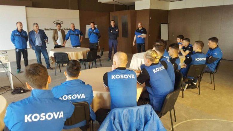 Vokrri takon Kosovën U-21, do të ndeshen me Islandën