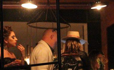 Lady Gaga feston ditëlindjen e 31 në restorantin e shqiptarit në Los Angeles (Foto)