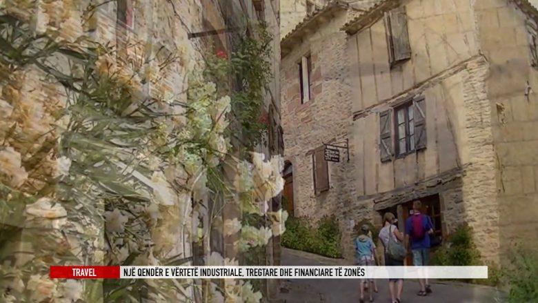 Cordes sur Ciel, një qytet i kthimit në Mesjetë (Video)