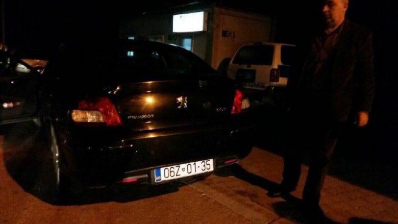 Arrestohet kryetari i Ranillukut, kishte material propagandues në veturën zyrtare (Foto)