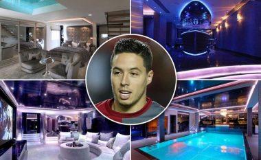Brenda rezidencës luksoze që Nasri e shiti për 6.65 milionë euro (Foto)