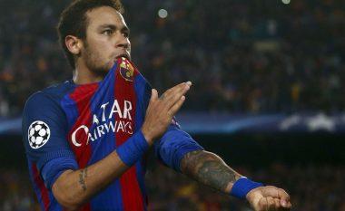 Neymar zbulon futbollistin që do ta transferonte nga Liga Premier te Barcelona