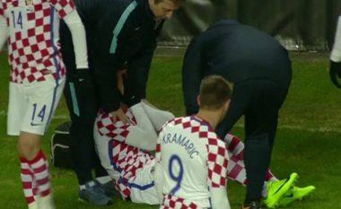 Juventusit i lëndohet ylli kroat, pritet të mungojë një kohë të gjatë (Video)