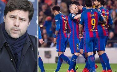 Pochettino refuzon Barcelonën dhe Arsenalin