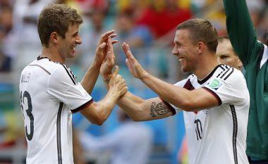 Muller e pyet Podolskin: Sa e pagove Hartin ta lëshonte golin? (Video)
