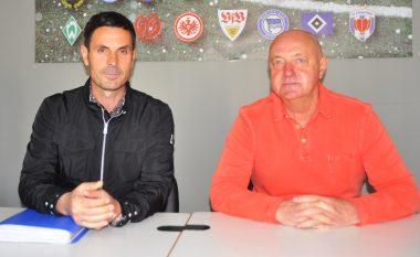 Zyrtare: Arsim Thaçi, trajner i ri i Prishtinës