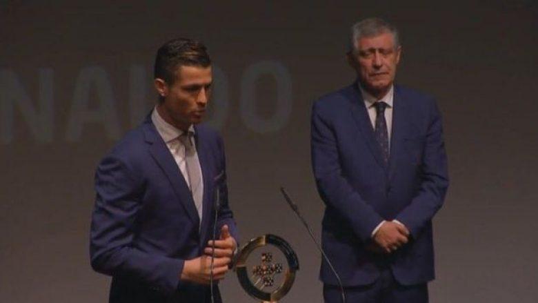 Ronaldo zgjidhet lojtari i vitit në Portugali