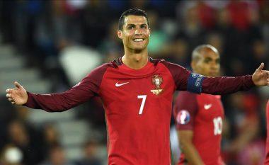 Ronaldo synon rekordin e të famshmit Puskas