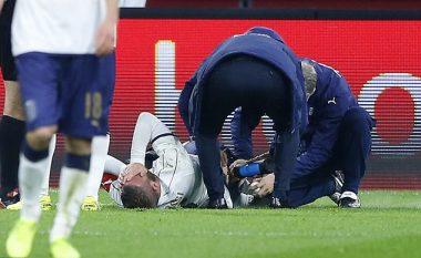De Rossi në dyshim për gjysmëfinalen ndaj Lazios
