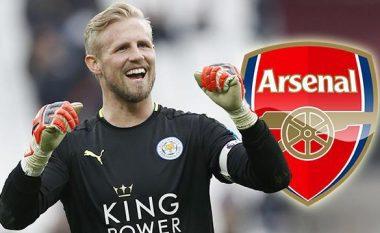 Arsenali kërkon Schmeichelin