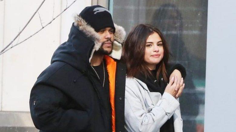 The Weekend dhe Selena Gomez të lumtur së bashku (Foto)
