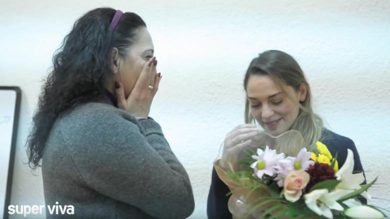 Video emocionuese për ditën e gruas 8 Marsi (Video)