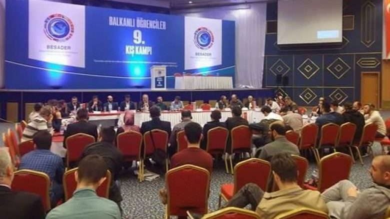 """Edhe këtë vit u mbajt """"Kampi Studentor Ballkanas"""" në Ankara, mbi 600 pjesëmarrës nga trevat shqiptare"""