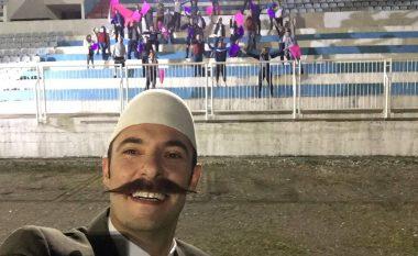 Vedat Bajrami ka një mesazh motivues për Besart Berishën dhe të sapoardhurit tjerë (Foto)