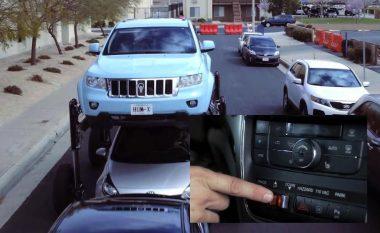Kjo veturë është zgjidhje për të tejkaluar kolonat në trafik! (Video)