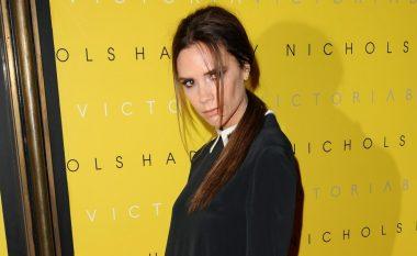 Victoria Beckham tregon pse nuk qesh kurrë (Foto)
