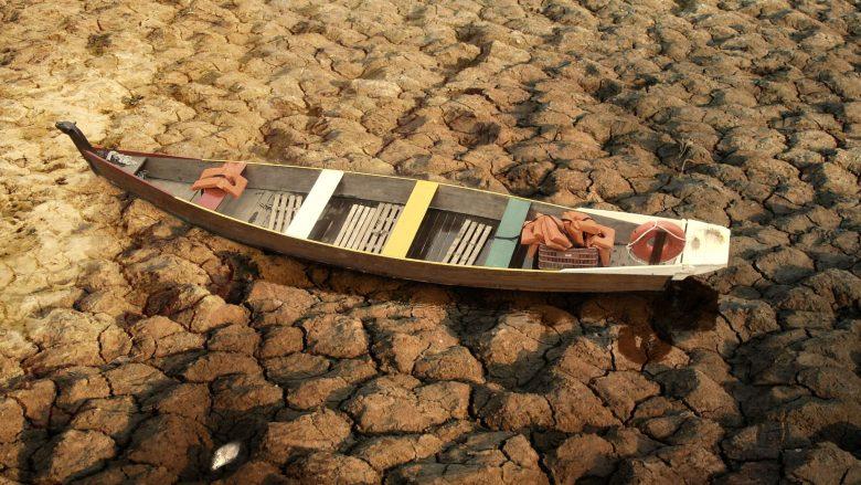 Ku shkoi i gjithë uji i planetit?
