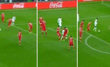 Zaha 'komplekson' edhe Messin, shënon supergol ndaj Rusisë (Video)