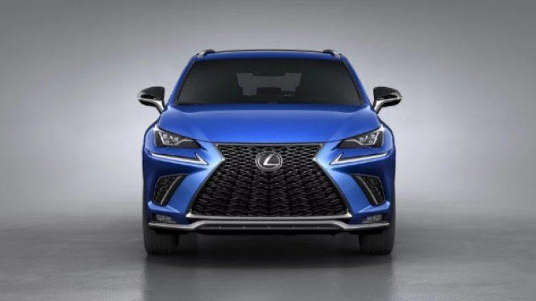 Njihuni me Lexus NX e ridizajnuar (Foto)