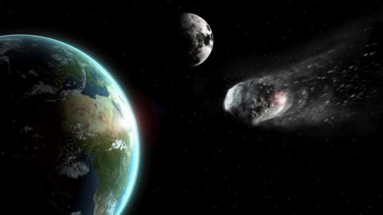 Sonte do të fluturojë shumë afër Tokës një asteroid prej 600 metrave (Foto)