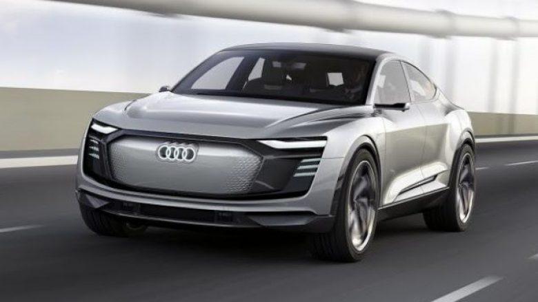 Audi përgatit rivalin elektrik të BMW X6