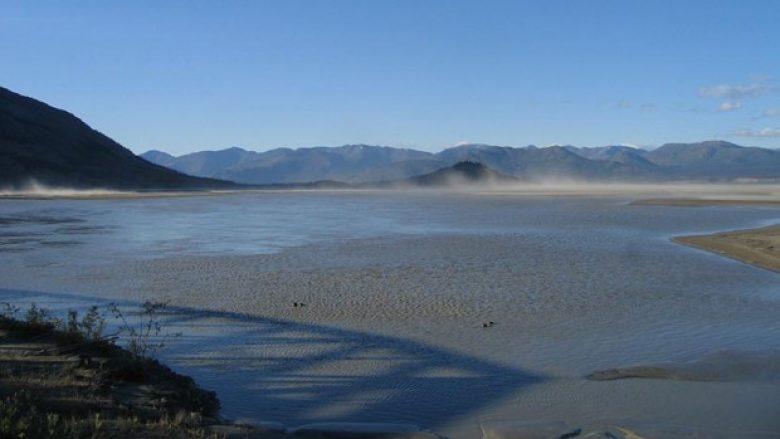 Brenda katër ditëve zhduket lumi që kishte rrjedhur mbi 300 vite (Video)