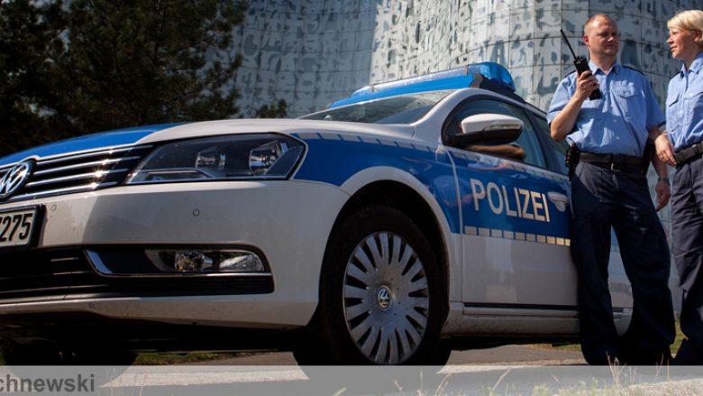 Gjermani: Arrestohet sulmuesi që mbante pengjet në bankë