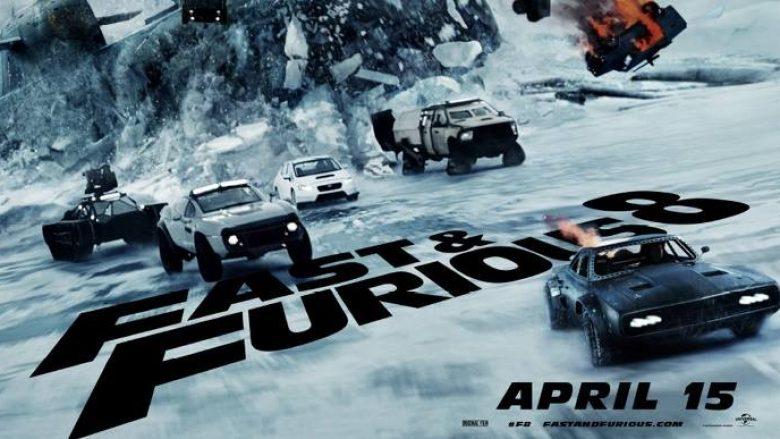 Interesim i jashtëzakonshëm, 2000 bileta të shitura për Fast & Furious 8 në Cineplexx
