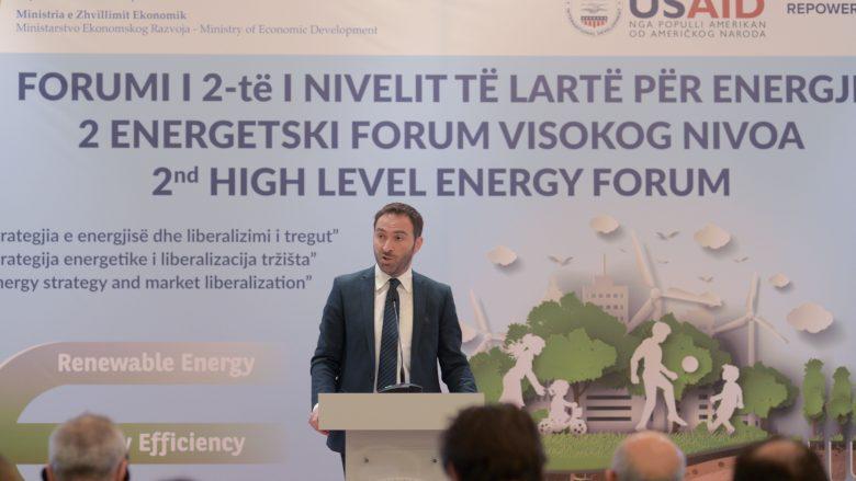 Strategjia e Energjisë krijon kushte për zhvillim të qëndrueshëm ekonomik