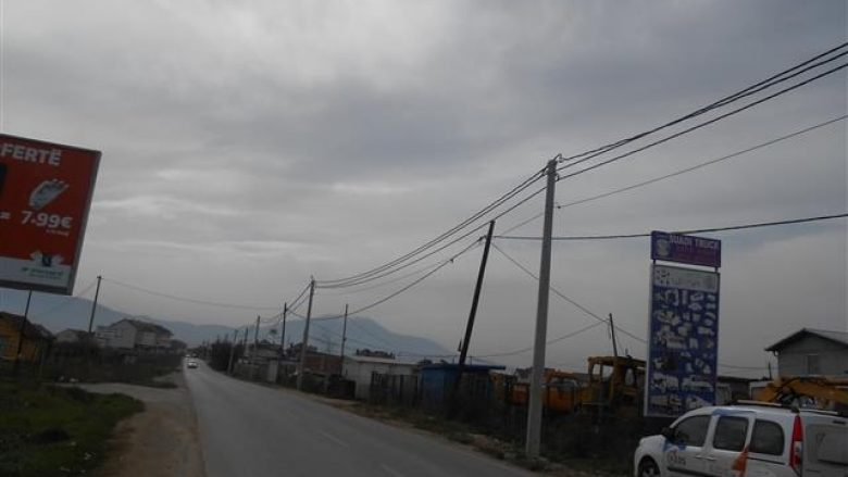 """Rrjet i ri elektrik për lagjen """"Arabana"""" të Prizrenit"""