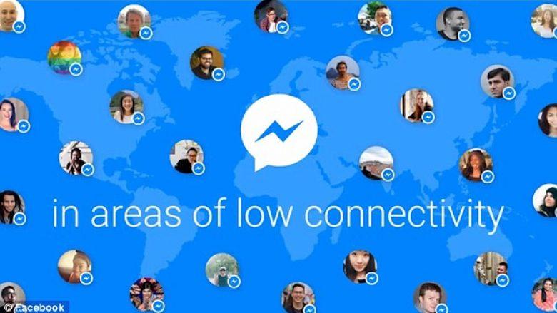 Messenger Lite tani edhe në 150 shtete tjera