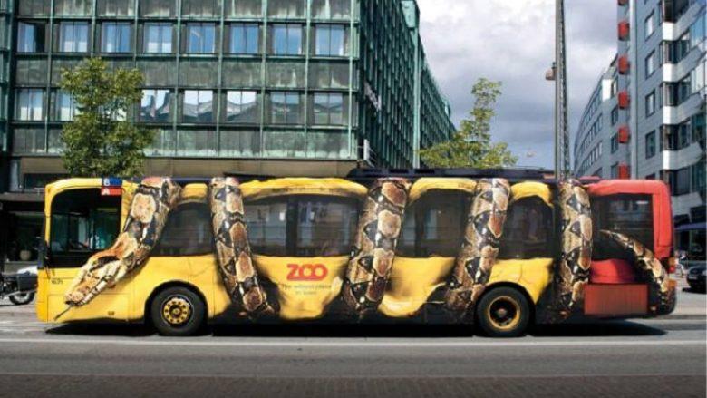 Njihuni me shoferen e parë shqiptare të autobusave në Skandinavi (Foto)