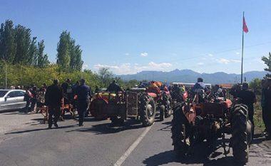 Fermerët sot protestuan kundër 'Deklaratës së Tiranës'