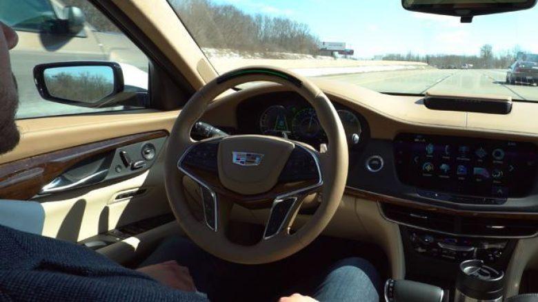 Cadillac do të prezantojë sistemin e vozitjes pa duar (Foto)
