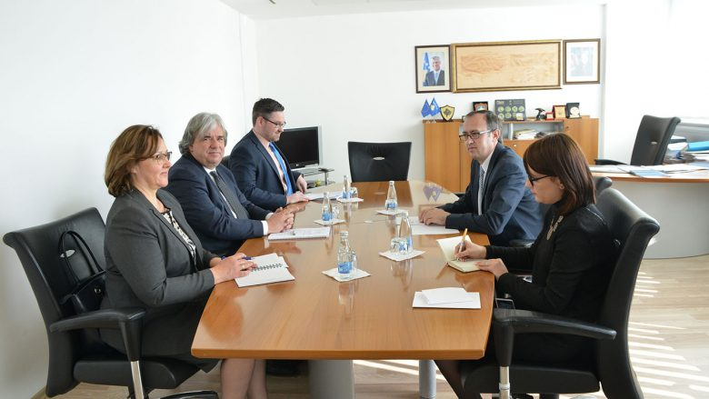 BERZH do të vazhdoj mbështetjen për Kosovën