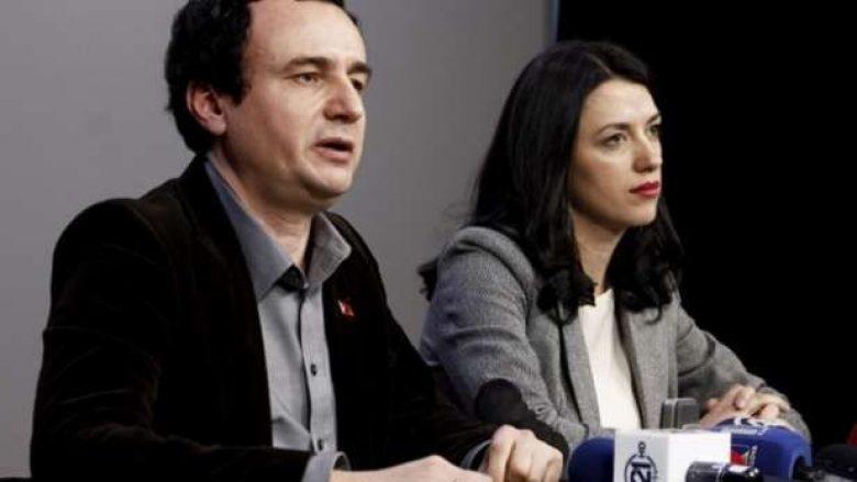 """""""Sa herë që paralajmërohet rikthimi i demarkacionit, pushteti përndjek deputetë e aktivistë"""""""