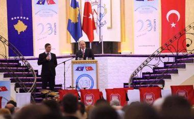 Hoxhaj në shënimin e ditës së turqve në Kosovë, u shpreh mirënjohje që besuan në Kosovën e pavarur